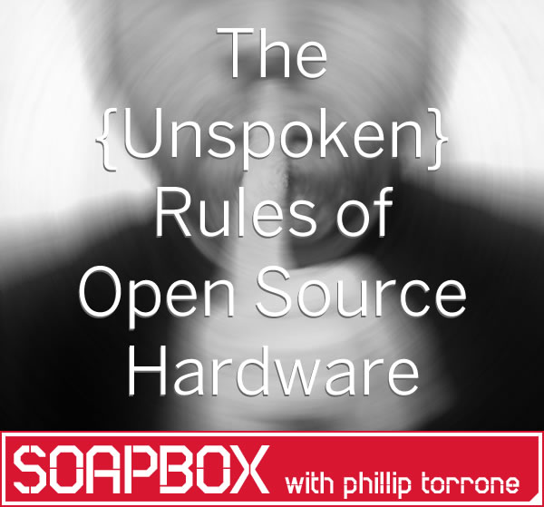 The {Unspoken} Rules of Open Source Hardware